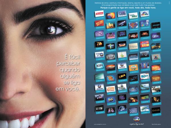 Anuncio Da Globo Para A Programacao 2012 Club Tv Audiencia Da Tv Resumo Das Novelas Noticias Da Tv Noticias Dos Famosos