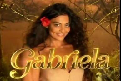 Novela Gabriela chega no Uruguai