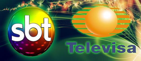 SBT reforça parceria com a Televisa