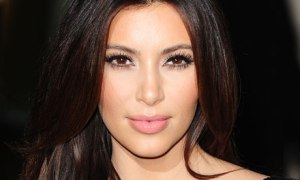 Fear not people of the Middle East … Kim Kardashian earlier this month