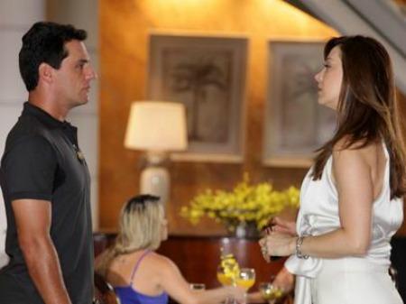 Lívia e Theo