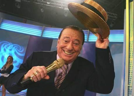 Apresentador Raul Gil