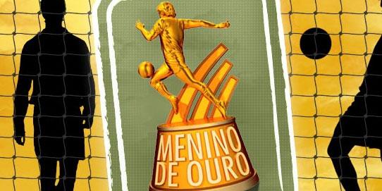 Menino de Ouro 26/05/2013