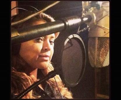 Preta Gil grava nova trilha sonora do Caldeirão do Huck