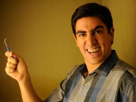 Lázaro Ramos participa de episódio de O Dentista Mascarado