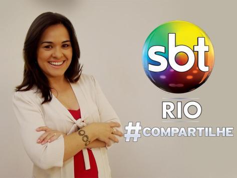 Isabelle Benito comanda o SBT Rio