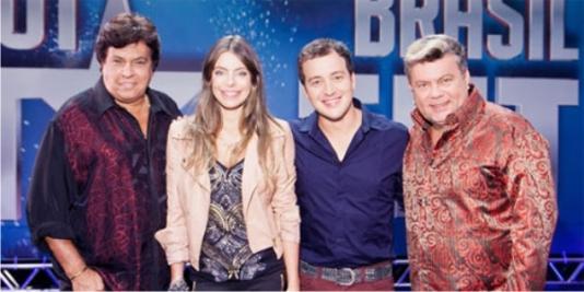 Elenco de Got Talent brasil