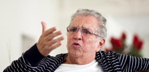 Carlos Alberto de Nóbrega critica a série de Marcelo Adnet