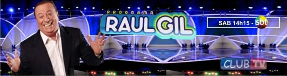 Programa Raul Gil (07/12/2013)