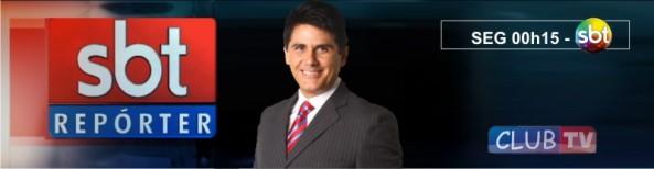 SBT Repórter (08/07/2013)