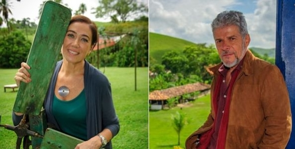 Lília Cabral e José Mayer serão par romântico em Saramandaia