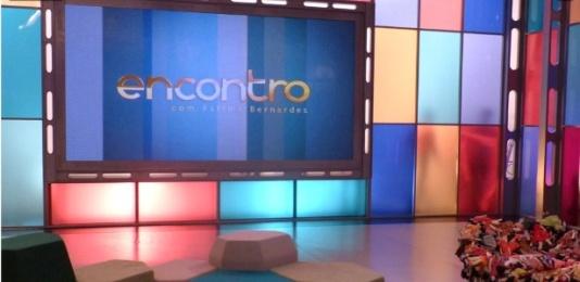 Encontro ganha novo cenário e formato na Globo
