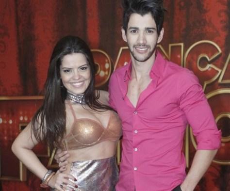Globo libera bailarina para viajar com Gusttavo Lima para ensaios do Dança dos Famosos