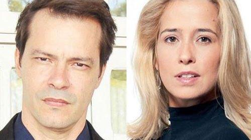 """Paloma Duarte e Heitor Martinez estrelam série baseada no filme """"Se eu fosse você"""""""