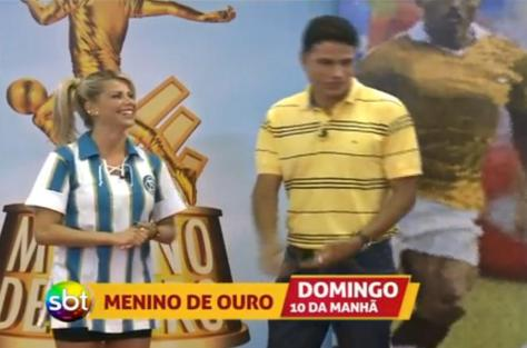 Ex-zagueiro Willian participa do Menino de Ouro deste domingo (05)