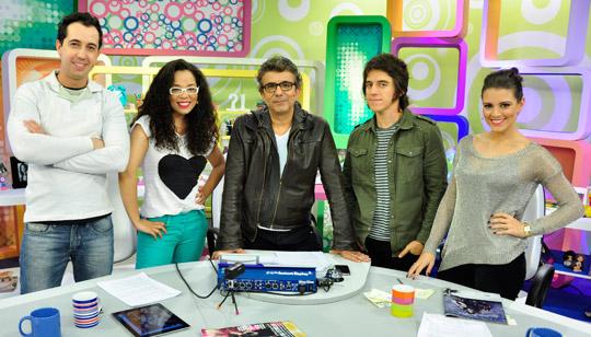Morning Show é apresentado por Zé Luiz, Thiago Rocha, Patrick, Micheli Machado e Renata Del Bianco