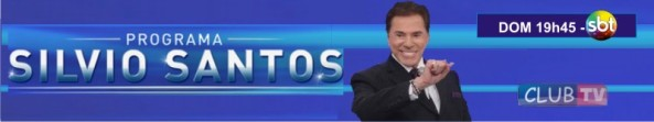 Programa Silvio Santos (20/10/2013)