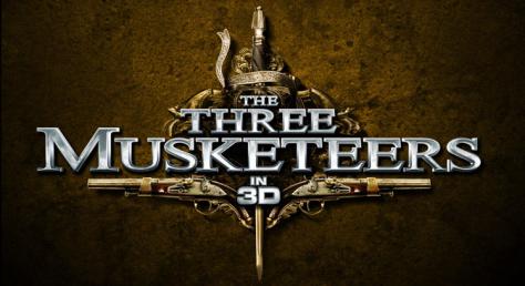 Os Três Mosqueteiros ganha versão em 3D