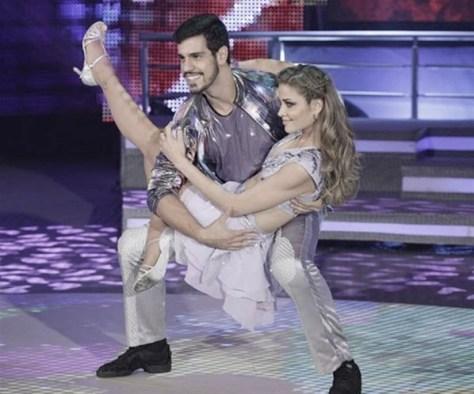 Ana Beatriz Barros vai para repescagem do Dança dos Famosos