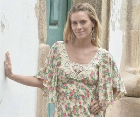 Carolina Dieckmann vai sofrer nas mãos do personagem de José de Abreu