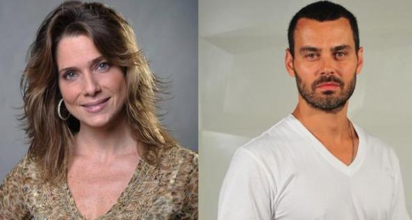 Letícia Spiller vai contracenar com Carmo Dalla Vecchia em Joia Rara