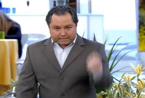 Marcelo Revende traz as novidades para Carlos Alberto