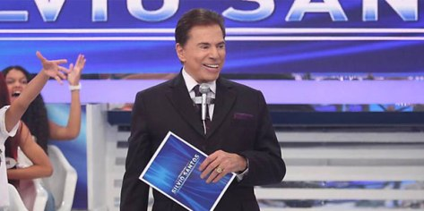 """Programa Silvio Santos"" vence ""Big Brother Brasil"" durante 39 minutos neste domingo (09)"