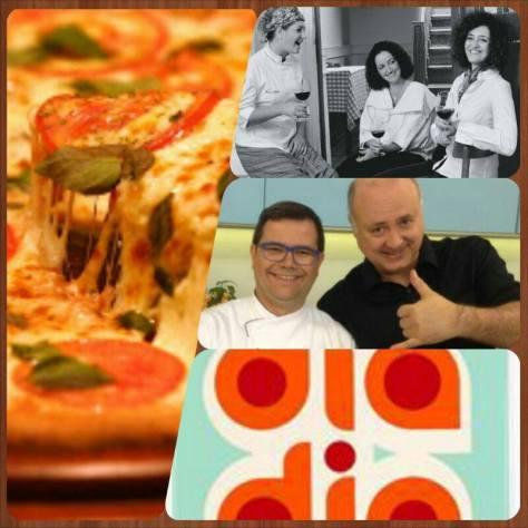 Daniel Bork comemora o Dia da Pizza com uma receita deliciosa