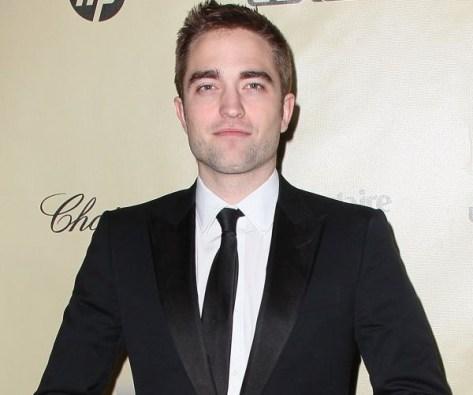 "Robert Pattinson pode protagonizar ""50 Tons de Cinza"" no cinema"