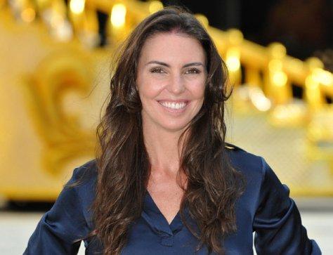 Glenda Kozlowski renova contrato com a Globo até 2017