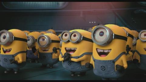 Sucesso em Meu Malvado Favorito, os Minions ganham um filme solo em 2014