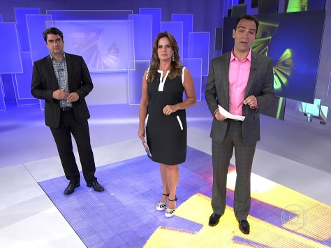 Globo mudará time de apresentadores do Fantástico