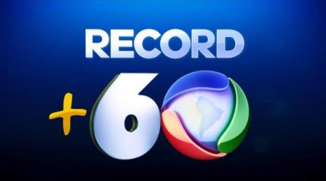 Câmera Record Especial conta a trajetória da Record em seus 60 anos