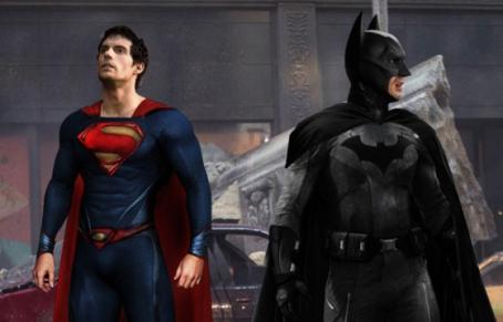 Batman e Superman se encontram na sequência de novo longa