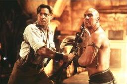 Record exibe o filme O Retorno da Múmia no Cine Maior