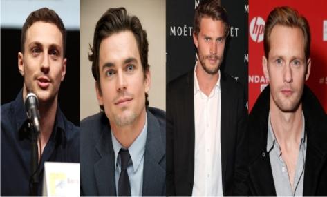 "Aaron Taylor Johnson, Matt Bonner, Jamie Dornan e Alexander Skarsgård disputam vaga de protagonista em ""50 Tons de Cinza"""