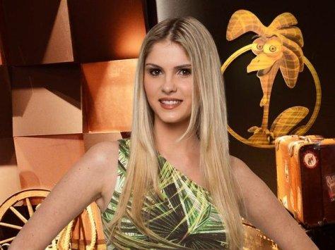 """Bárbara Evans afirma que não dará metade do prêmio de """"A Fazenda 6″ para sua mãe"""
