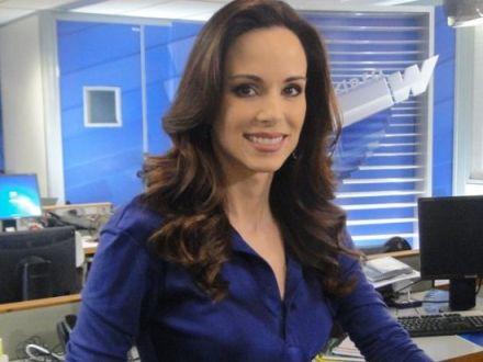 Ana Furtado pode substituir Fátima Bernardes durante as férias do Encontro