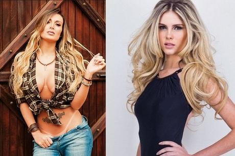 Andressa Urach afirma que Bárbara Evans fugiu de seus compromissos