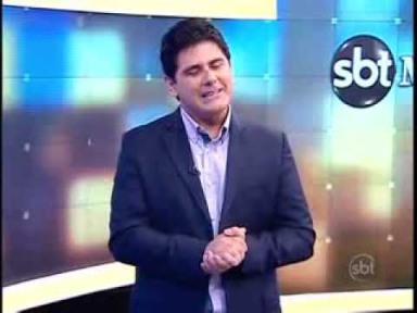César Filho deseja encontrar uma namorada para Marcelo Rezende