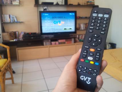 GVT pretende lançar uma gigante da tv por assinatura