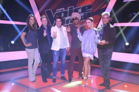 "Globo apresenta as novidades da nova temporada do ""The Voice Brasil"""