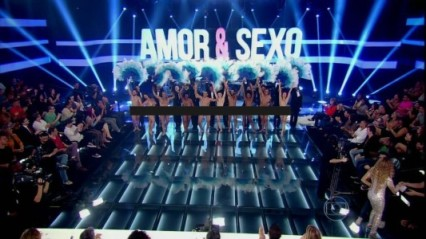 """Globo surpreende e exibe nu frontal na estreia de """"Amor & Sexo"""""""