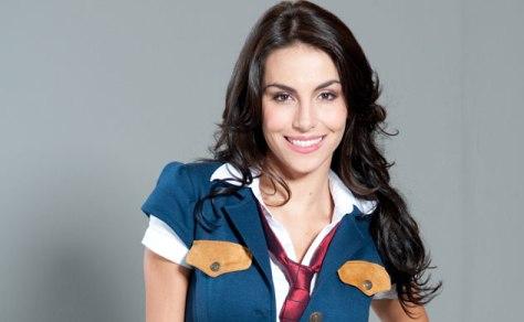 Mel Fronckowiak pode assumir papel que seria de Alinne Moraes na novela de Manoel Carlos