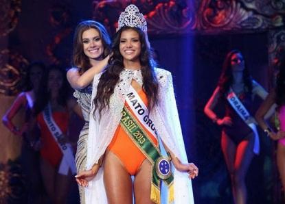 Jakelyne de Oliveira vai disputar vaga no Miss Universo