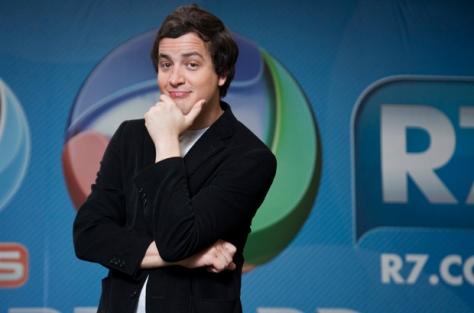 Rafael Cortez ganha novo programa nos sábados da Record
