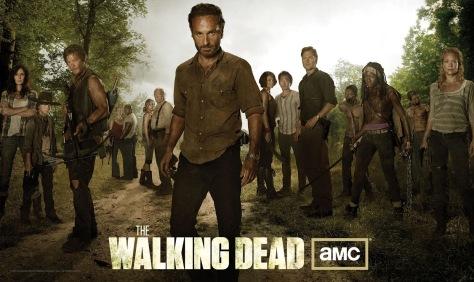 """Estreia da quarta temporada de """"Walking Dead"""" bate recorde de audiência nos EUA"""