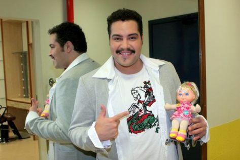 Globo libera Tiago Abravanel para participar do Teleton