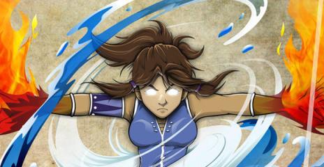 """Band adquire os direitos de """"Avatar - A lenda de Korra"""""""
