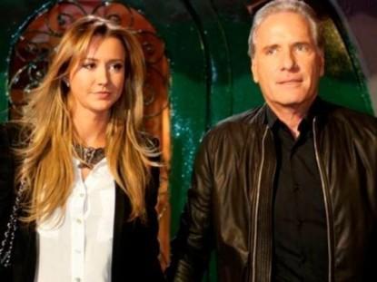 Record evita que nova namorada de Roberto Justus circule na emissora